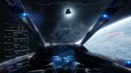 Star Citizen: Письмо от Председателя: 42 миллиона