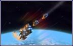 Горынычи входят в атмосферу планеты Наотар